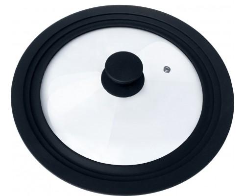 Крышка силиконовая универсальная 24-26-28 см